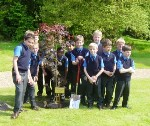 Sunningdale School Pupils