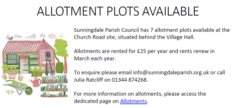 Allotment Vacancies